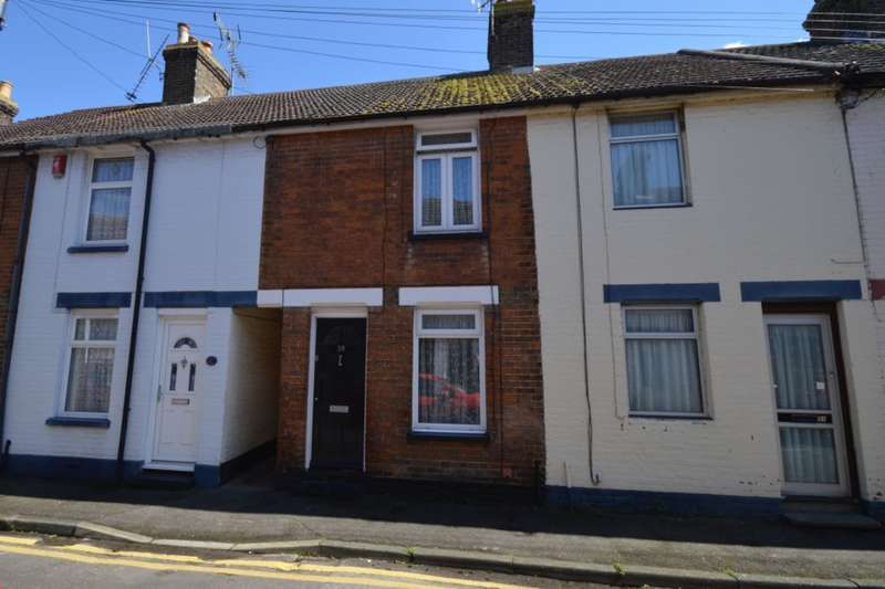 2 Bedrooms Property for sale in Luton Road, Faversham, ME13