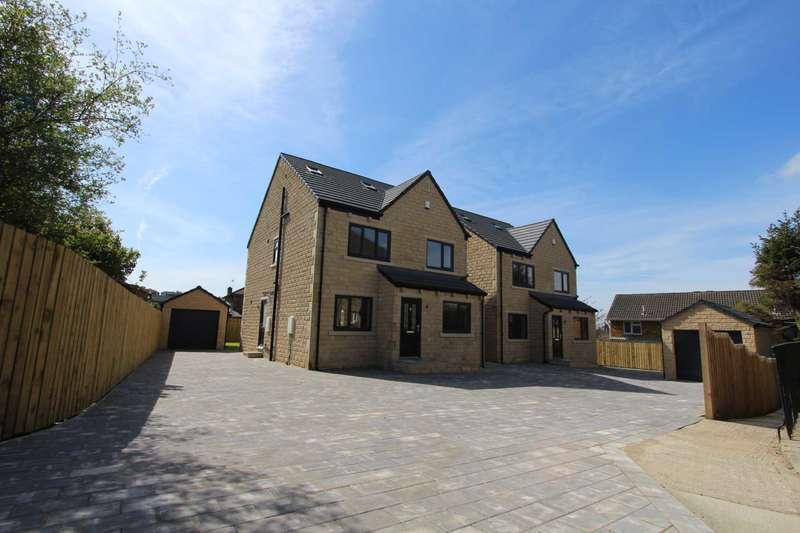 5 Bedrooms Detached House for sale in Hollinbank Lane, Heckmondwike