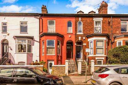 3 Bedrooms Terraced House for sale in Church Road, Heaton Norris, Stockport, Greater Manchester