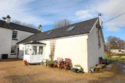 3 Bedrooms Barn Conversion Character Property for sale in Lairfad Farm, Millwell Road, Auldhouse, South Lanarkshire