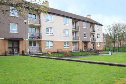 2 Bedrooms Flat for sale in Sutcliffe Road, Anniesland, Glasgow