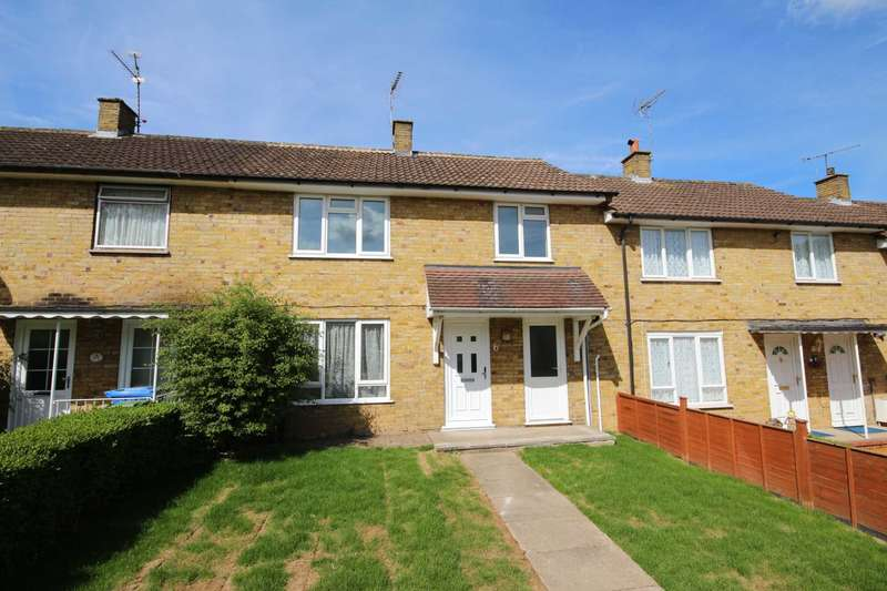3 Bedrooms Terraced House for sale in Redvers Road, Bracknell