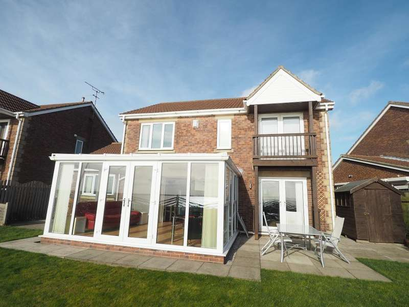 4 Bedrooms Detached House for sale in Pilots Way, Victoria Dock, Hull, HU9 1PS