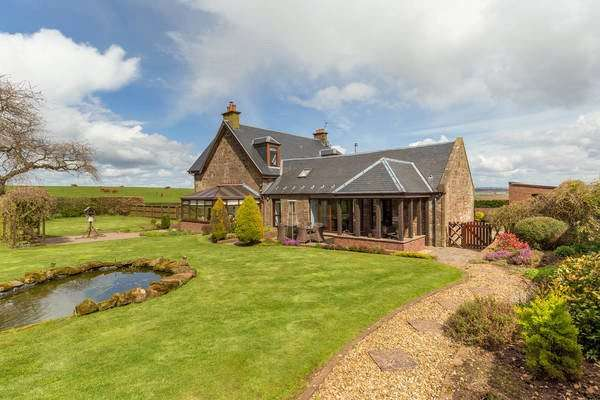 4 Bedrooms Detached House for sale in Westfield Farm, By Tarbolton, South Ayrshire, KA5