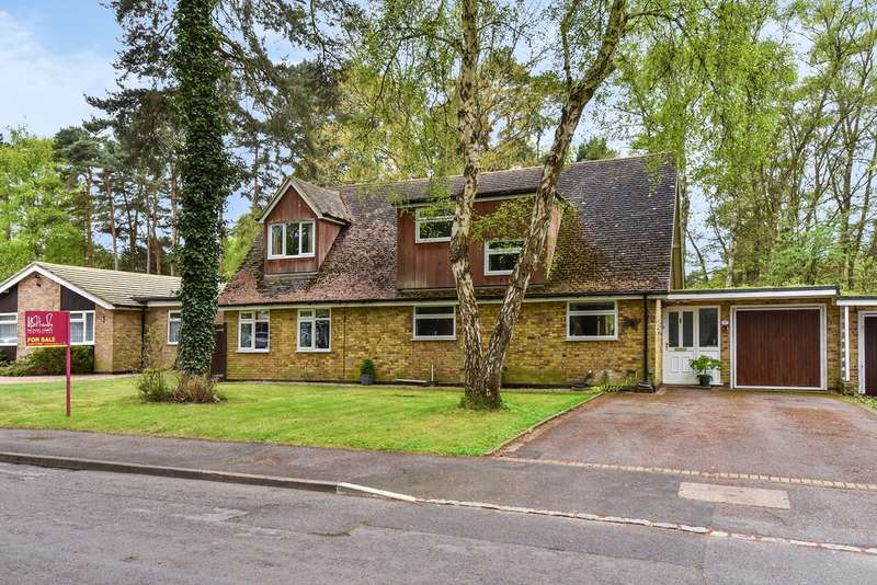 4 Bedrooms House for sale in Parkway, Crowthorne, RG45