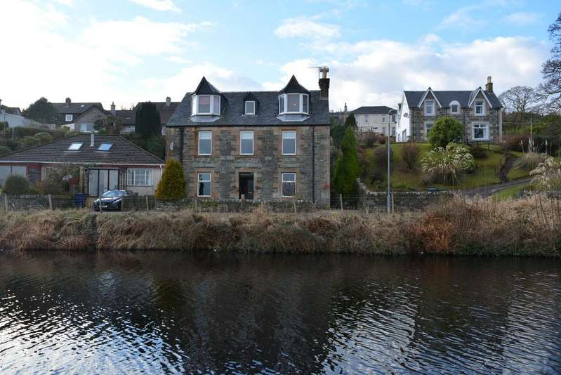 2 Bedrooms Flat for sale in Top Fl flat, Toberdarroch, West Bank Road,Ardrishaig, Lochgilphead, PA30 8HB