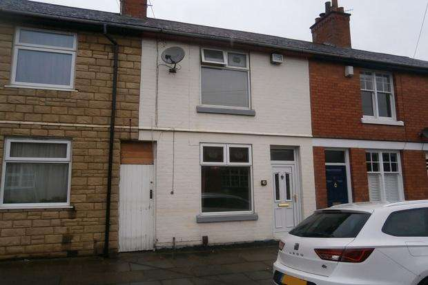 2 Bedrooms Terraced House for sale in Kempson Road, Aylestone, Leicester, LE2