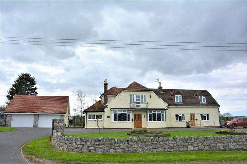 4 Bedrooms Detached House for sale in Wolvershill, Banwell