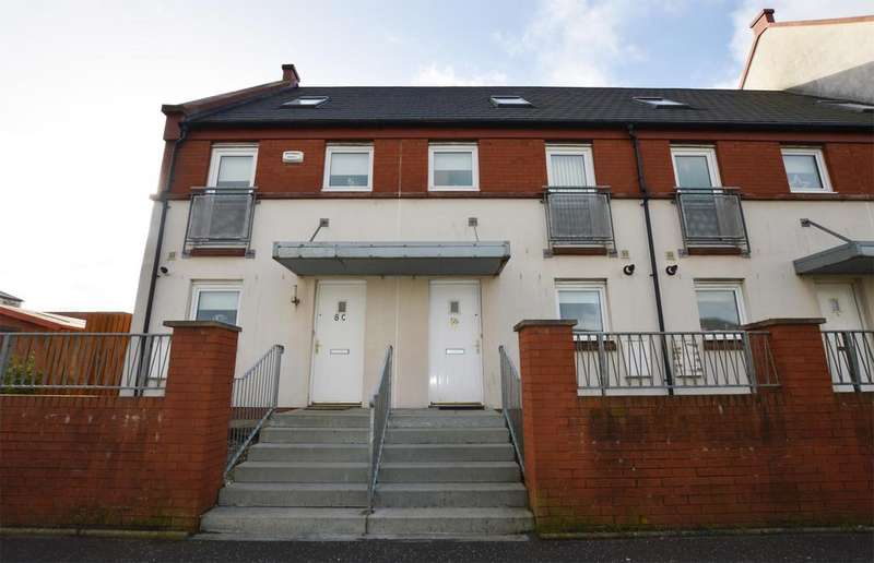 3 Bedrooms Town House for sale in 8B Princes Street, Ardrossan, KA22 8GA