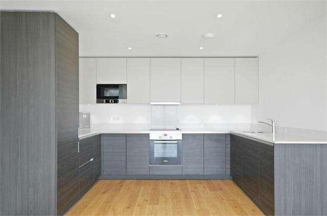 2 Bedrooms Flat for rent in Marathon House, Wembley, London, HA9 0EG