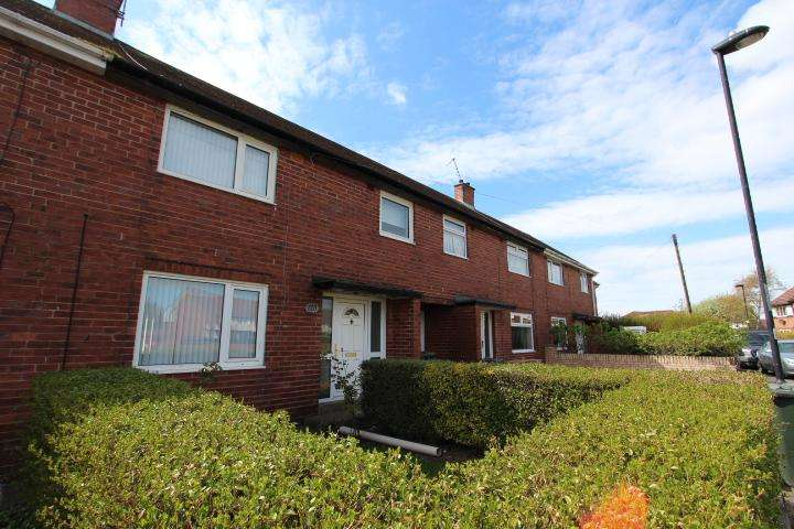 3 Bedrooms Terraced House for rent in Mitford Gdns, Howdon, Wallsend. NE29 0QN **NEWLY REFURBISHED **