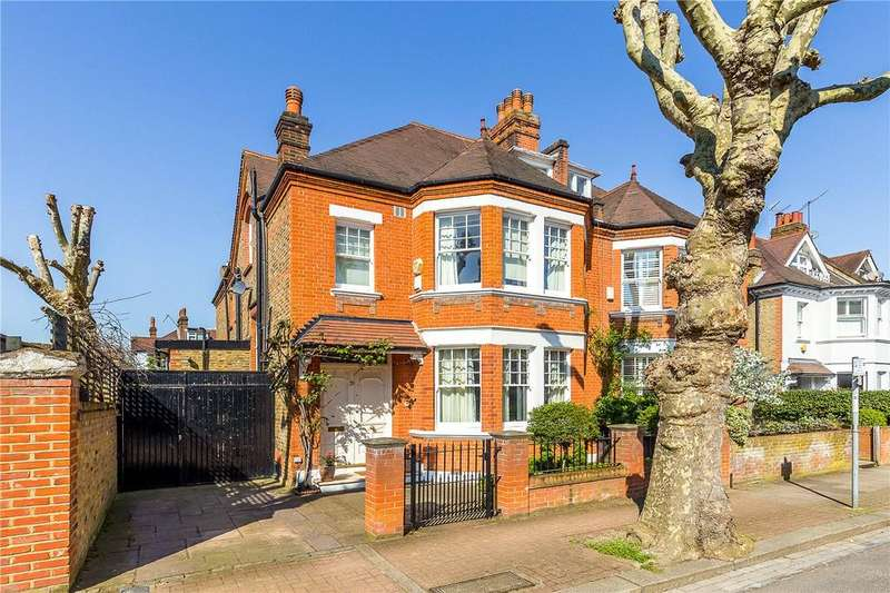 5 Bedrooms House for sale in Holroyd Road, London, SW15