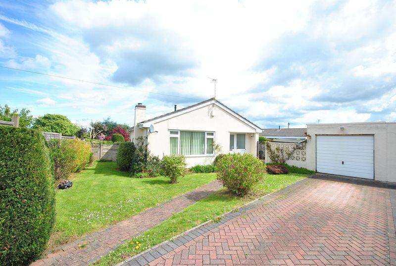 2 Bedrooms Bungalow for sale in Chestnut Close , Banwell, North Somerset