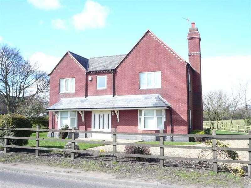4 Bedrooms Detached House for sale in MITRE FARM COTTAGE,, Essington, Wolverhampton
