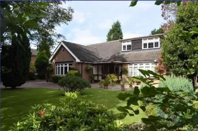4 Bedrooms Bungalow for sale in Broad Lane South, Wednesfield, Wednesfield