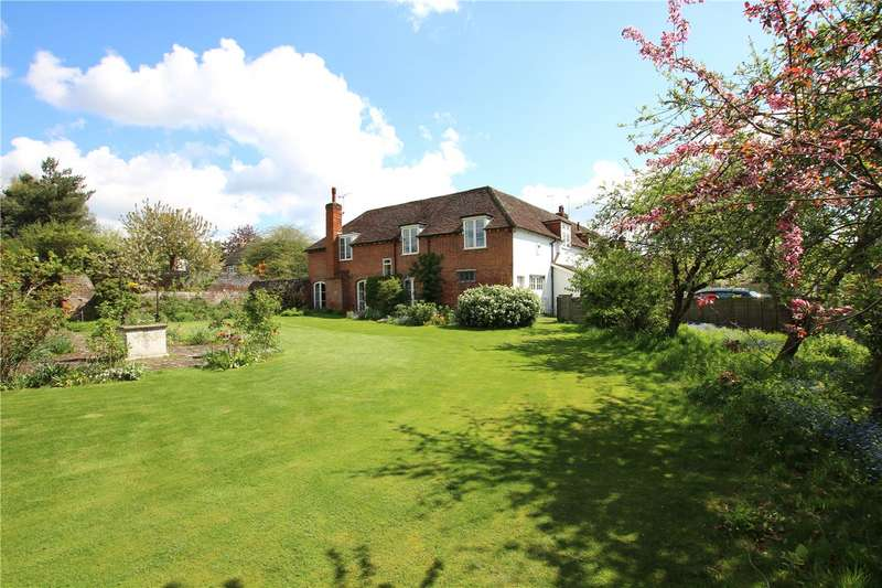 5 Bedrooms Semi Detached House for sale in Mill Lane, Calcot, Reading, Berkshire, RG31
