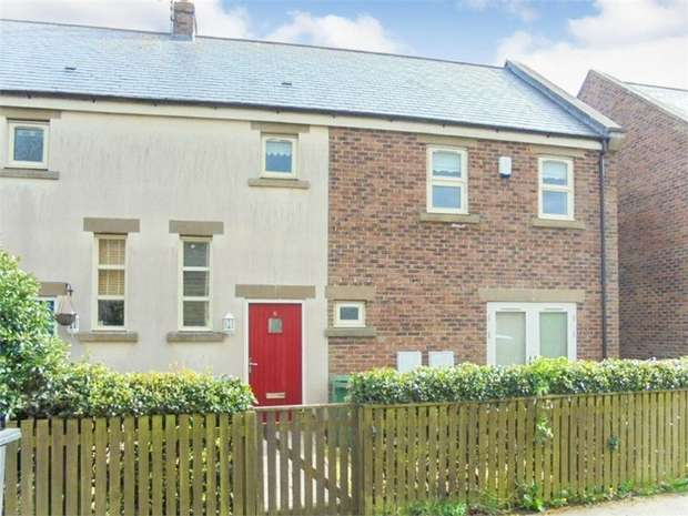 3 Bedrooms Semi Detached House for sale in Essyn Court, Peterlee, Durham