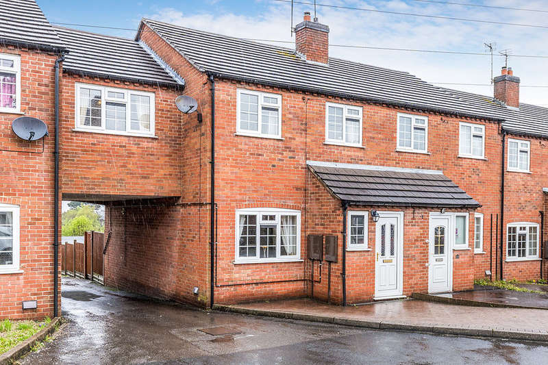 4 Bedrooms Property for sale in Wood Street, Church Gresley, Swadlincote, DE11