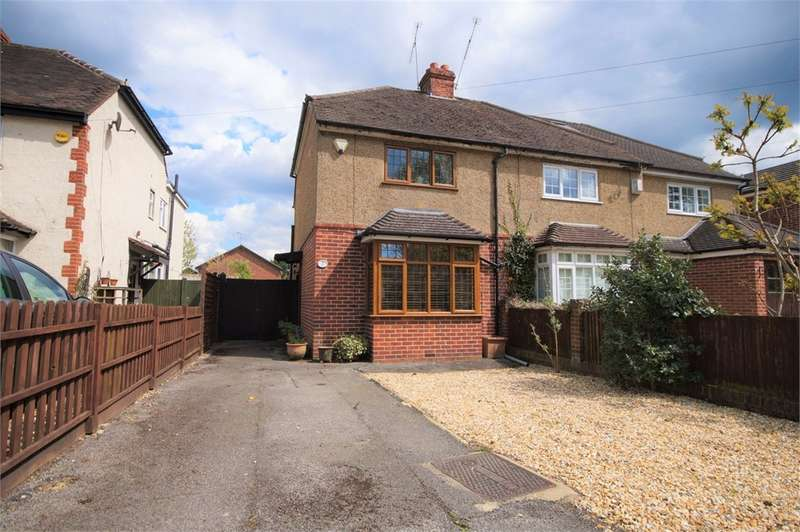 2 Bedrooms Semi Detached House for sale in Mill Lane, Earley, READING, Berkshire