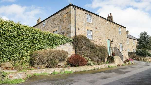 4 Bedrooms Detached House for sale in Town Farm,, Newton, Stocksfield, Northumberland
