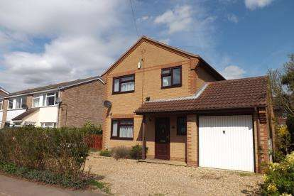 3 Bedrooms Detached House for sale in Sun Street, Biggleswade, Bedfordshire
