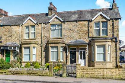 3 Bedrooms Terraced House for sale in Slyne Road, Lancaster, Lancashire, LA1