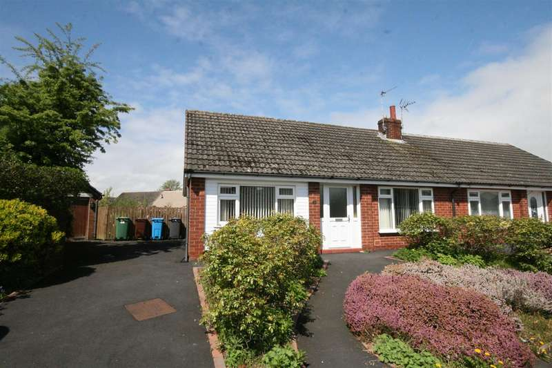 2 Bedrooms Semi Detached Bungalow for sale in Ash Drive, Warton