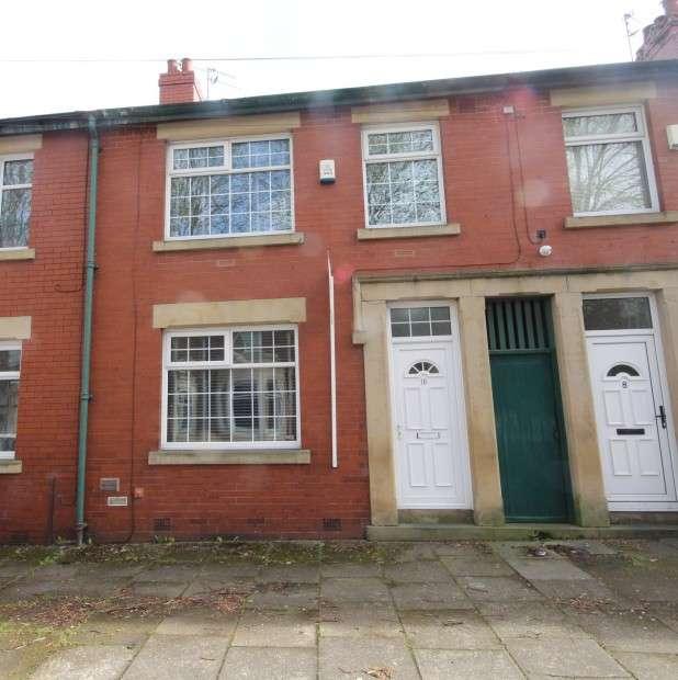 3 Bedrooms Terraced House for sale in Lorraine Avenue, Preston, pr2