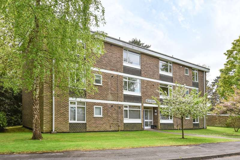 2 Bedrooms Apartment Flat for sale in Birchside, Crowthorne, RG45