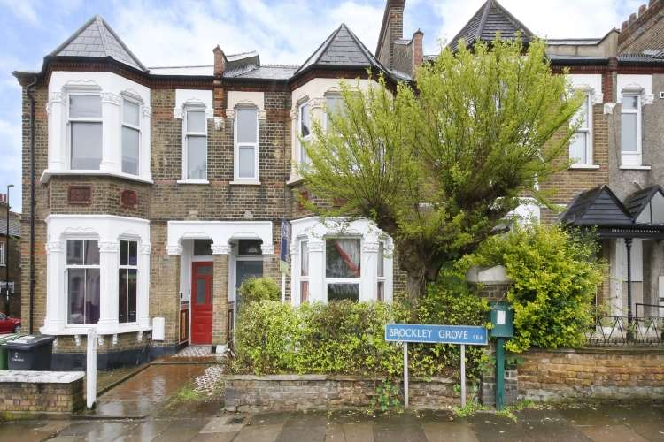 3 Bedrooms Terraced House for sale in Brockley Grove London SE4
