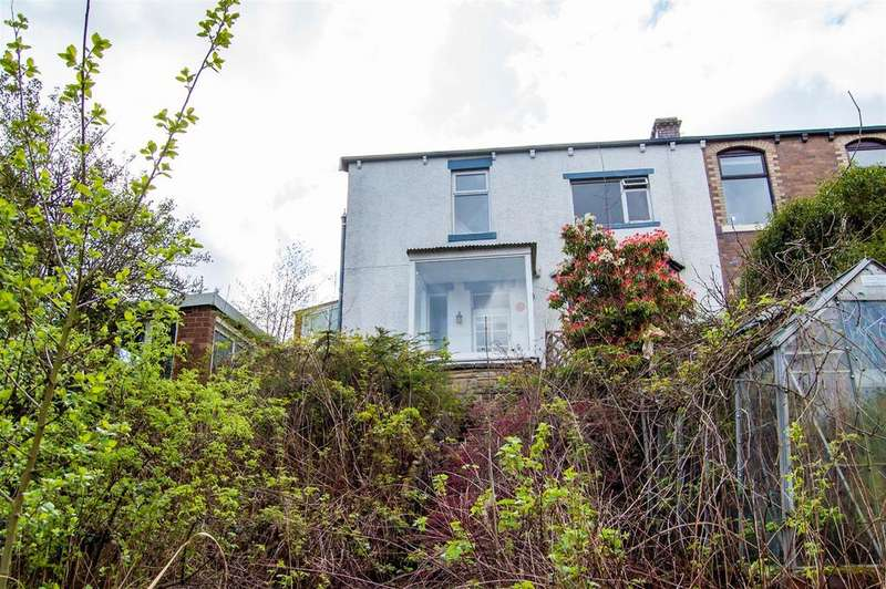 2 Bedrooms Semi Detached House for sale in Hollin Hill, Burnley