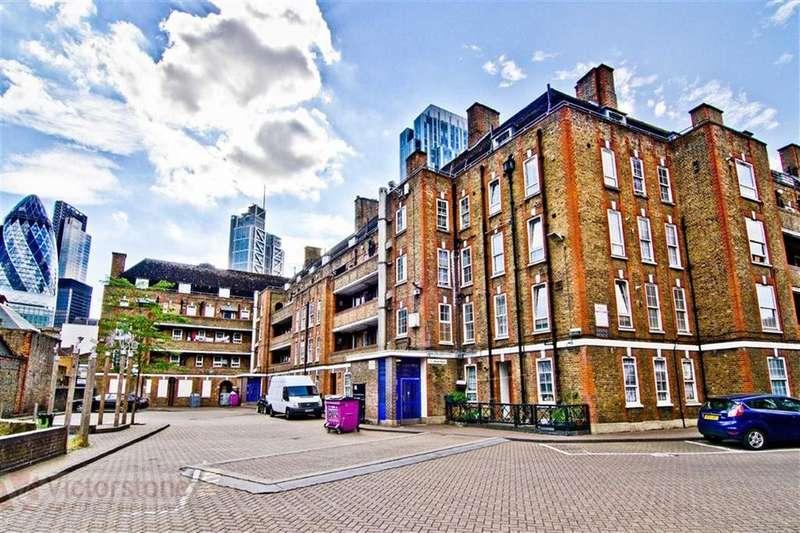 5 Bedrooms Maisonette Flat for sale in Brune House, Spitalfields, London