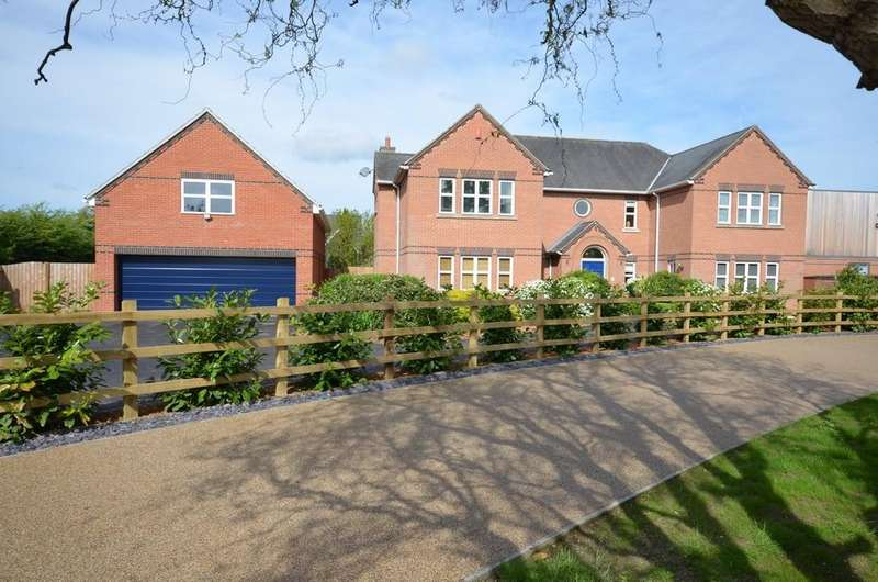 6 Bedrooms Detached House for sale in Highfields Road, Impington