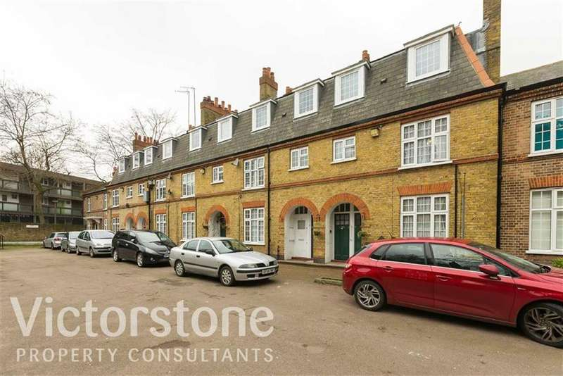 3 Bedrooms Duplex Flat for sale in Diss Street, Bethnal Green, London
