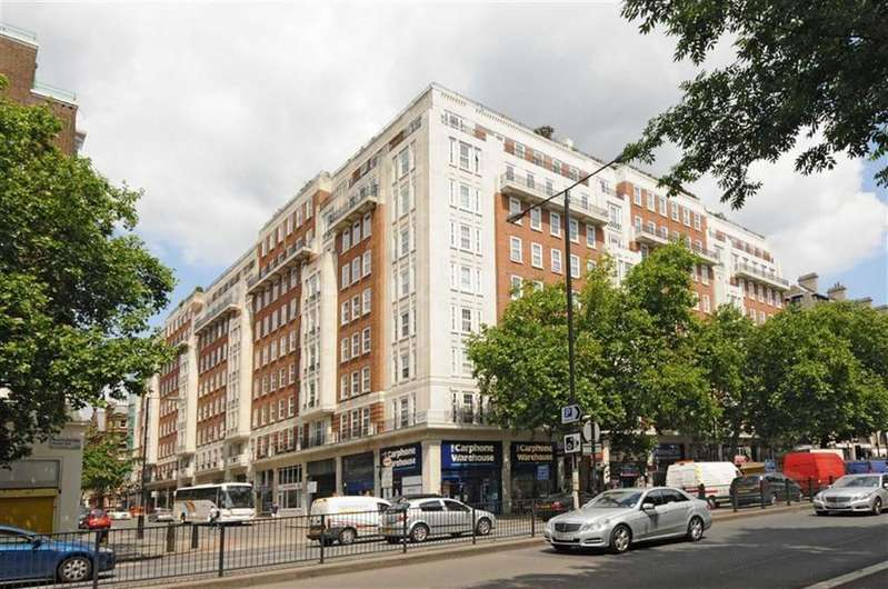 3 Bedrooms Apartment Flat for sale in Marylebone Road, Marylebone, London
