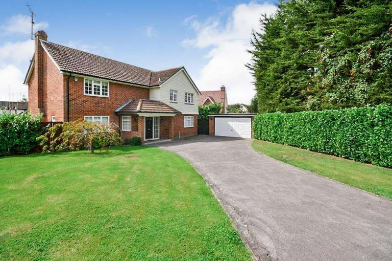 5 Bedrooms Detached House for sale in Chalklands, Howe Green