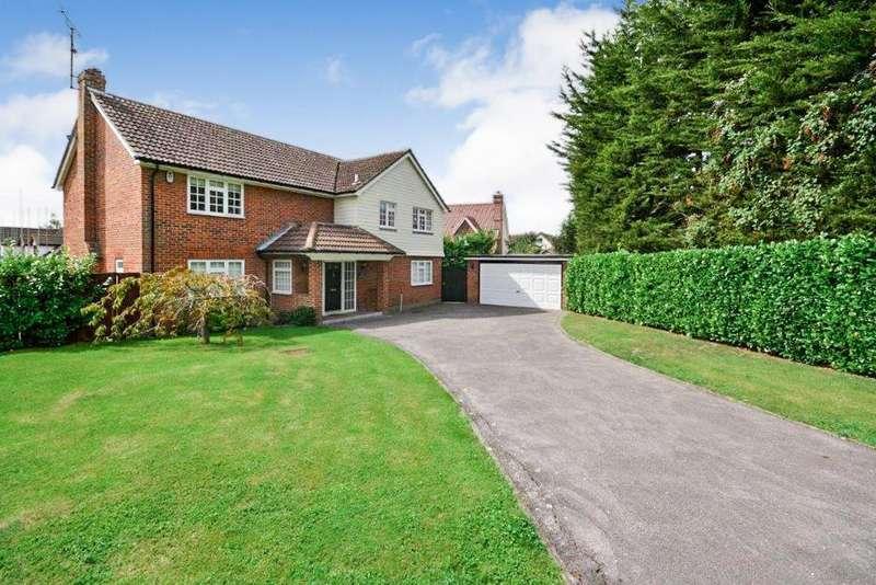 5 Bedrooms Detached House for sale in Chalklands, Howe Green