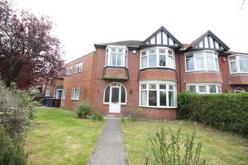 4 Bedrooms Semi Detached House for rent in Polwarth Drive, Brunton Park, Newcastle Upon Tyne
