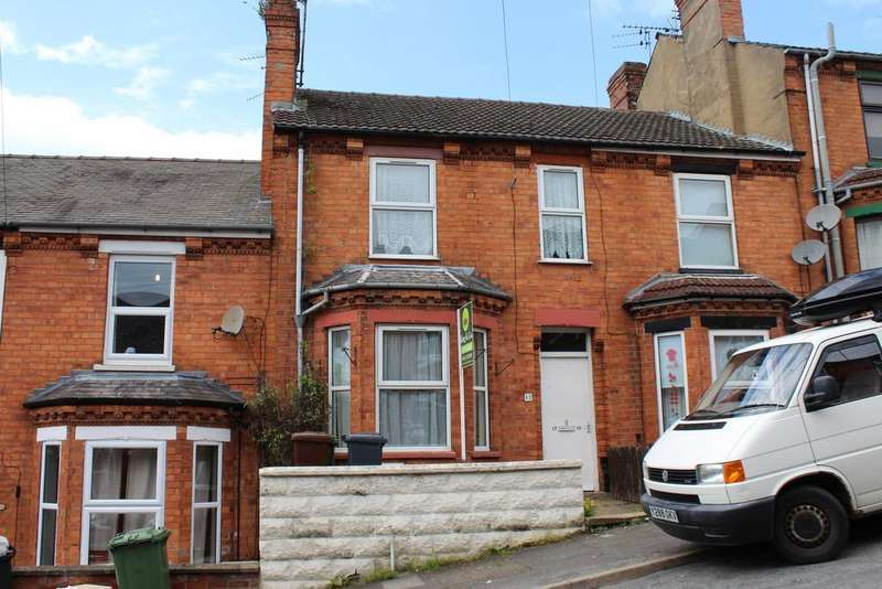 3 Bedrooms Terraced House for sale in Clarina Street, Lincoln