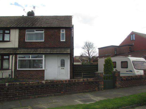 3 Bedrooms Semi Detached House for sale in SALCOMBE DRIVE, FENS, HARTLEPOOL