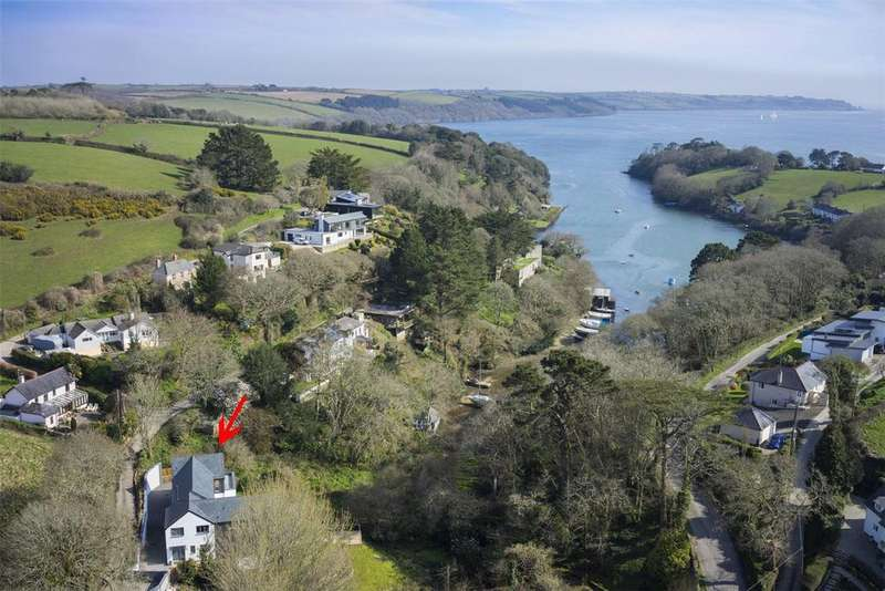 4 Bedrooms House for sale in Pill Lane, Feock, Truro, Cornwall, TR3