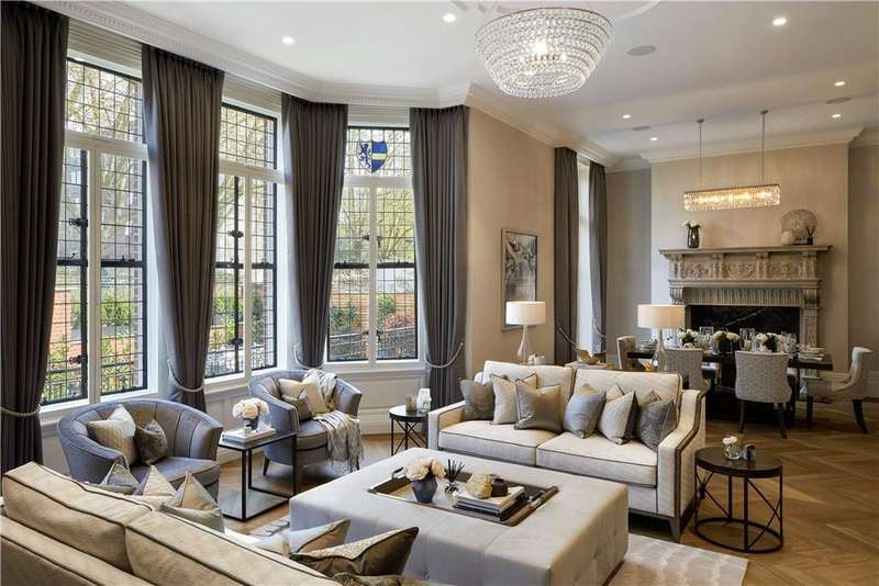3 Bedrooms Flat for sale in Otto Schiff House, Netherhall Gardens, London, NW3