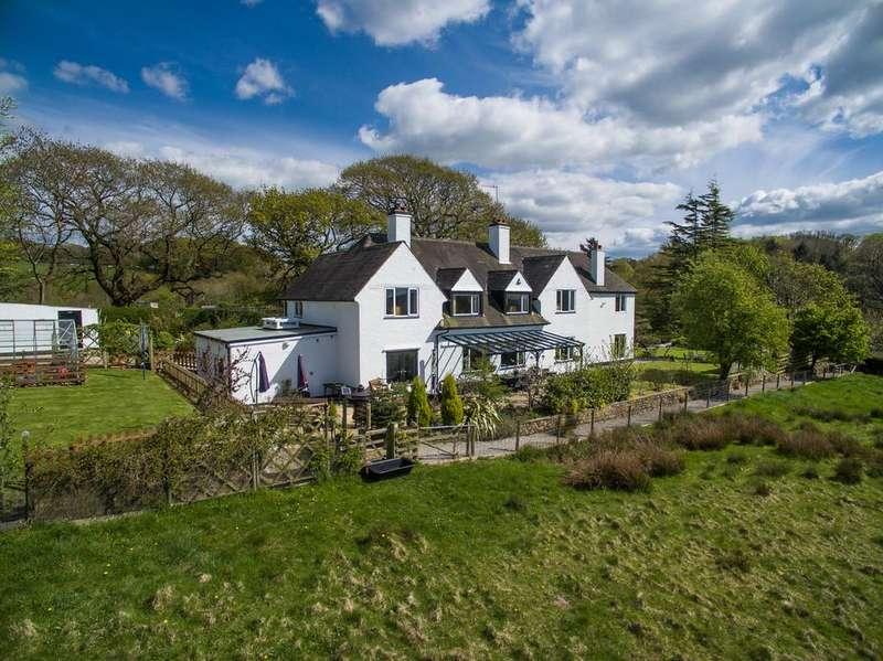 5 Bedrooms Detached House for sale in The Cottage, Bailrigg Lane, Bailrigg, Lancaster, LA1 4XR