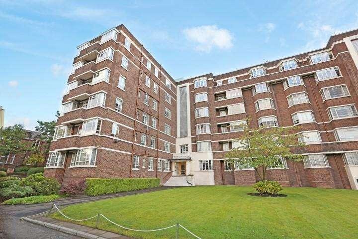 4 Bedrooms Flat for sale in 2 Kelvin Court, Anniesland, G12 0AQ