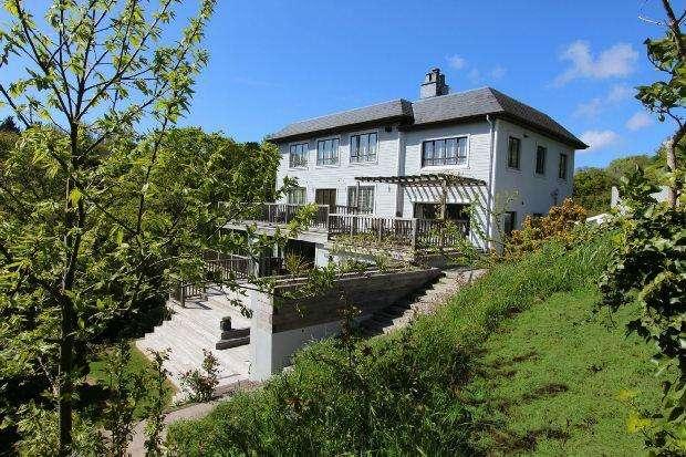 7 Bedrooms Detached House for sale in , La Rue de la Vallee, Trinity
