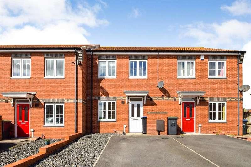 3 Bedrooms Terraced House for sale in Denewood, Murton, Seaham, Co Durham, SR7