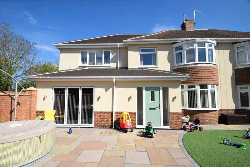 5 Bedrooms Semi Detached House for sale in Glebe Drive, Seaham, Co Durham, SR7