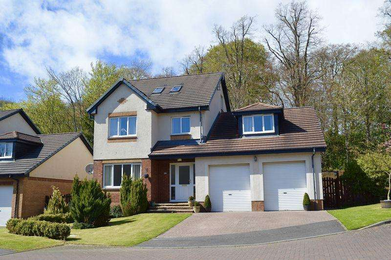 5 Bedrooms Detached Villa House for sale in Roman Road, Ayr