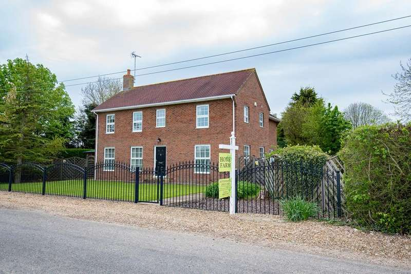 4 Bedrooms Detached House for sale in Millgate, Whaplode, Spalding, PE12