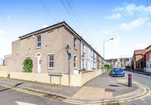 4 Bedrooms End Of Terrace House for sale in Railway Street, Gillingham, Kent, .